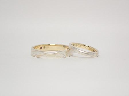 20041201木目金の結婚指輪_B003.JPG