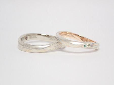 20081602木目金の結婚指輪_004.JPG
