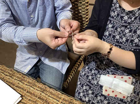 20082902木目金の結婚指輪_Y001.JPG
