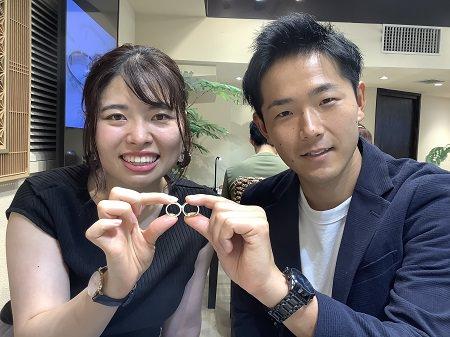 杢目金の結婚指輪_001.JPG