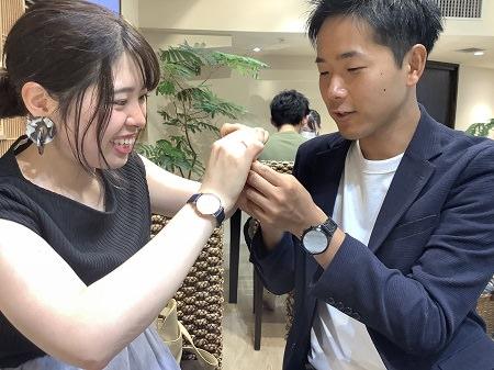 杢目金の結婚指輪_002.JPG