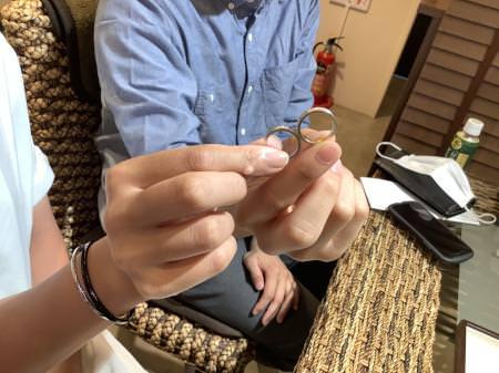 20082801木目金の結婚指輪_Y001.JPG