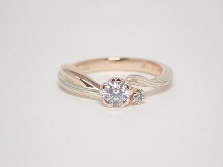 20082901 木目金の婚約指輪_M004.JPG
