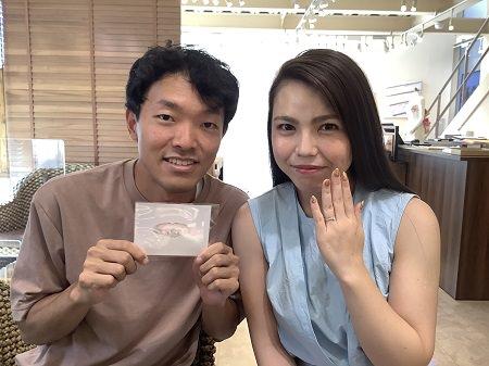 20090502木目金の婚約指輪_M001.JPG