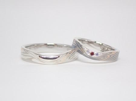 20090602木目金の結婚指輪_Y003.JPG
