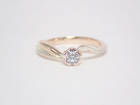 20091001木目金の婚約結婚指輪_B004.JPG