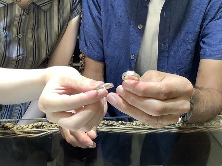 20091301木目金の婚約・結婚指輪_C002.JPG