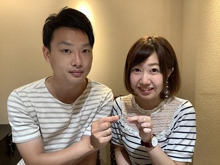 20091601木目金の結婚指輪_G001.JPG
