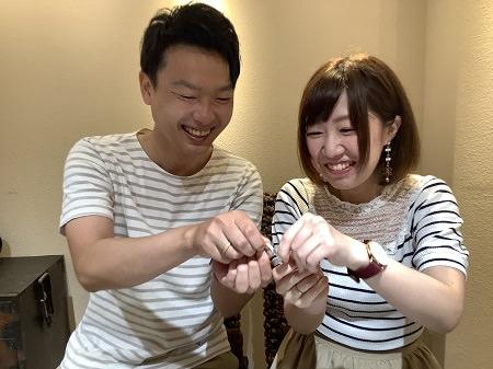 20091601木目金の結婚指輪_G002.JPG