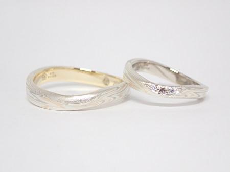 20091601木目金の結婚指輪_G004.JPG
