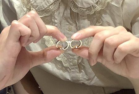 20092001木目金の結婚指輪_D001.JPG