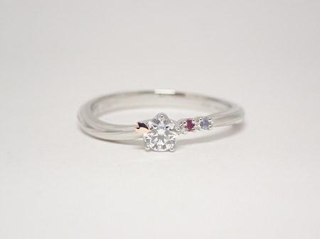 20092202木目金の婚約指輪・結婚指輪_G004.JPG