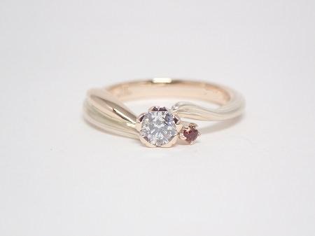 20092502木目金の婚約指輪_C001.JPG