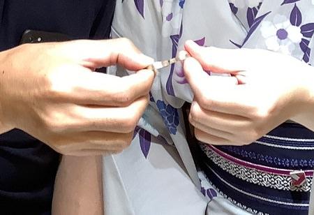 2020091201木目金の結婚指輪002.JPG