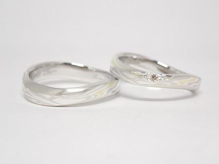 20102501木目金の結婚指輪₋D003.JPG