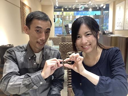 20103101木目金の婚約指輪と結婚指輪D_001.JPG