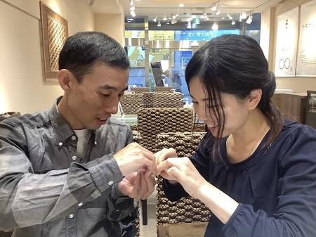 20103101木目金の婚約指輪と結婚指輪D_002.JPG
