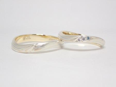 20110101木目金の結婚指輪_R004.JPG