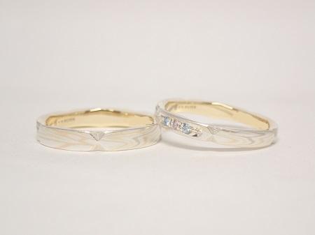 20110301木目金の結婚指輪_Y004.JPG