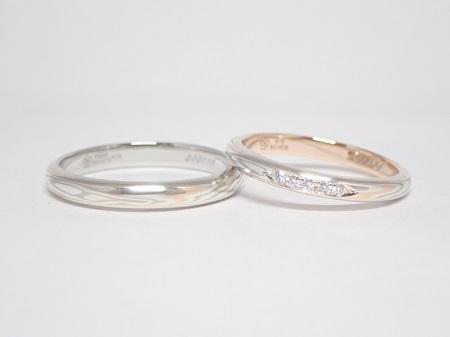 20110303木目金の結婚指輪_LH004.JPG
