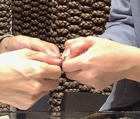 20110601木目金の結婚指輪₋D002.JPG