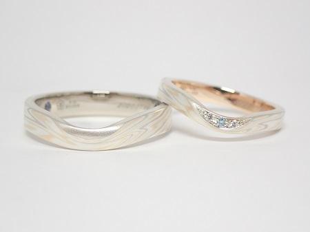 20110601木目金の結婚指輪₋D003.JPG