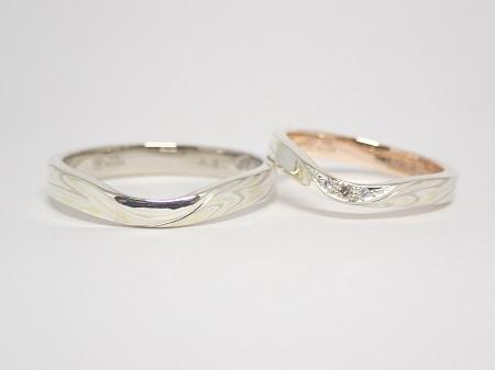 20110705木目金の結婚指輪_Y002.JPG