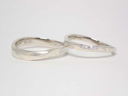 20110801木目金の婚約・結婚指輪_LH005.JPG