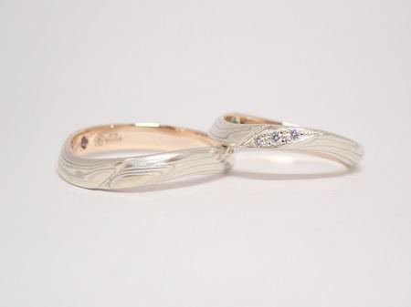 20110801木目金の結婚指輪D₋003₋1.JPG