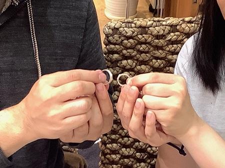 20110803木目金の結婚指輪_OM002.jpg