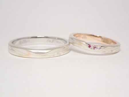 20110901木目金の結婚指輪_LH004.JPG