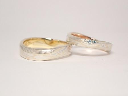 20110901木目金の結婚指輪_Q004.JPG
