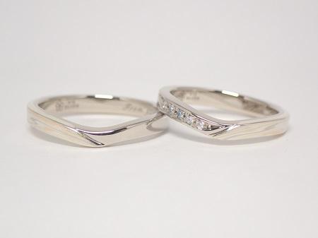 20111401木目金の結婚指輪₋D003.JPG