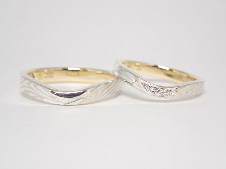 20111401木目金の結婚指輪_C003.JPG