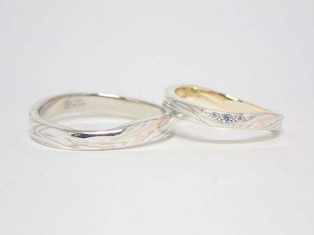 20111501木目金の結婚指輪_B003.JPG