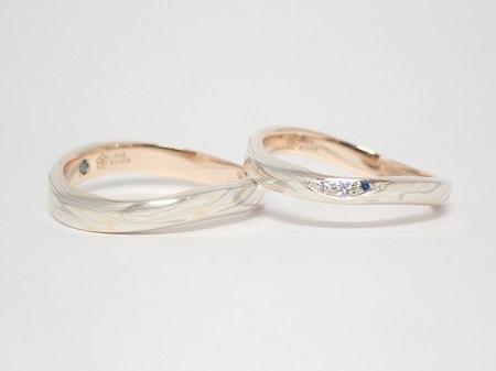 20111501木目金の結婚指輪_OM003.JPG