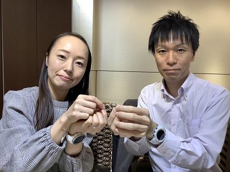 20111502木目金の結婚指輪_Y001.JPG