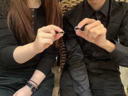 20111503木目金の結婚指輪_K002.JPG