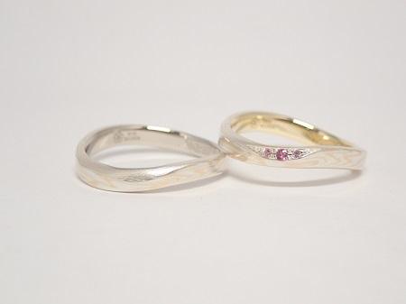 20111701木目金の結婚指輪_Q004.JPG