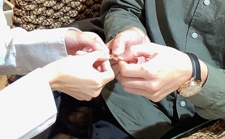 20111901木目金の結婚指輪_Y002.JPG