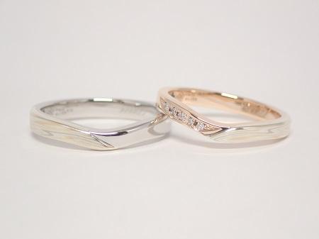 20112101木目金の婚約指輪と結婚指輪_R004.JPG