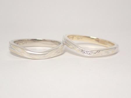 20112101木目金の結婚指輪_B003.JPG