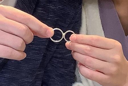 20112103木目金の結婚指輪_G001.JPG