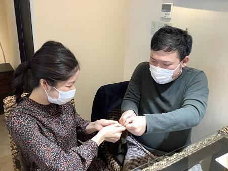 20112201木目金の婚約指輪と結婚指輪A_002.JPG
