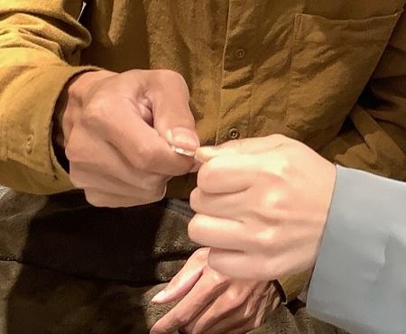 20112202木目金の結婚指輪_N002.JPG