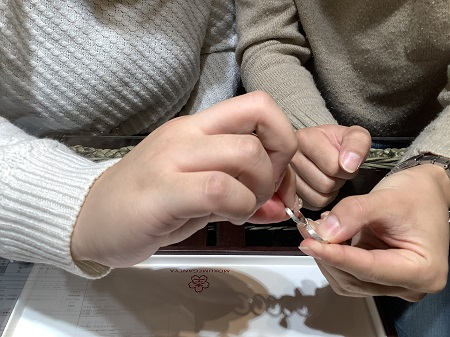 20112202木目金の結婚指輪_H005.JPG
