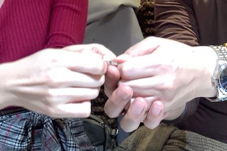 20112204木目金の結婚指輪_G002.JPG