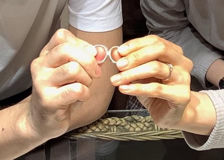20112204木目金の結婚指輪_M002.JPG
