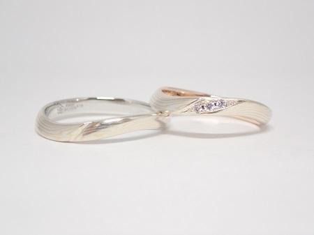 20112204木目金の結婚指輪_M003.JPG