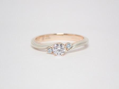 20112205木目金の婚約指輪・結婚指輪_G004.JPG